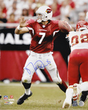 Matt Leinart Arizona Cardinals - Passing Autographed Photo (Hand Signed Collectable)