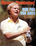 Jack Nicklaus Golf - April 1986 SI Cover Autographed Photo (Hand Signed Collectable)