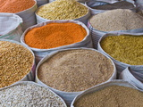 Spices For Sale  Addis Ababa  Ethiopia  Africa