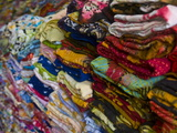 Colourful Clothes For Sale  Nouakchott  Mauritania  Africa