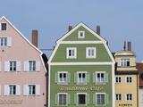Regensburg  Bavaria  Germany  Europe