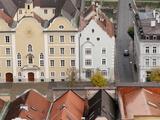 Burghausen  Bavaria  Germany  Europe