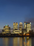 Canary Wharf  London Docklands  London  England  United Kingdom  Europe