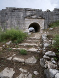 Amphitheartre at the Lycian Site of Letoon  Antalya Province  Anatolia  Turkey