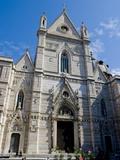 Duomo  Naples  Campania  Italy  Europe
