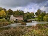 Sturminster Newton Mill and River Stour  Dorset  England  United Kingdom  Europe