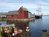 Rockport  Massachusetts  New England  USA