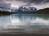 Lago Pehoe  Torres Del Paine National Park  Patagonia  Chile  South America