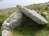 Old Tomb  Samson  Isles of Scilly  United Kingdom  Europe
