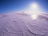 Pack Ice  Gulf of Bothnia  Lapland  Sweden  Scandinavia  Europe