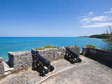 Gate's Fort Park and Fort  Bermuda  Central America