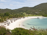 Canouan Resort at Carenage Bay  Canouan Island  St Vincent and the Grenadines  Windward Islands