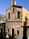 Chapelle St Pierre  By Jean Cocteau  Villefranche Sur Mer  Cote D'Azur  Provence