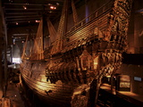 Vasa, a 17Th Century Warship, Vasa Museum, Stockholm, Sweden, Scandinavia, Europe Papier Photo par Sergio Pitamitz