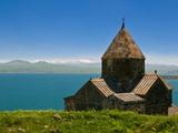 Sevanavank (Sevan Monastery) By Lake Sevan  Armenia  Caucasus  Central Asia  Asia