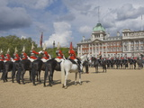 The Changing of the Guard  Horse Guards Parade  London  England  United Kingdom  Europe