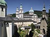 Petersfriedhof  Salzburg  Austria  Europe