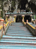 Batu Caves  Hindu Shrine  Selangor  Malaysia  Southeast Asia  Asia