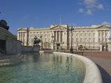 Buckingham Palace  London  England  United Kingdom  Europe