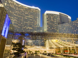 Aria Casino at Citycenter  Las Vegas  Nevada  United States of America  North America