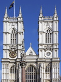 Westminster Abbey  UNESCO World Heritage Site  London  England  United Kingdom  Europe