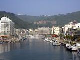 Marina and Harbour  Kaohsiung  Taiwan  Asia