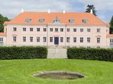 Moesgard Museum of Prehistory  Arhus  Jutland  Denmark  Scandinavia  Europe