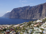 Los Gigantes  Tenerife  Canary Islands  Spain  Atlantic  Europe