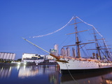 Tall Ship Museum  Buenos Aires  Argentina  South America