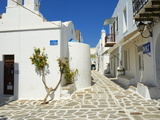 Parikia (Hora)  Paros Island  Cyclades  Greek Islands  Greece  Europe