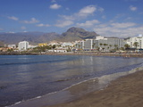 Playa De Troya  Playa De Las Americas  Tenerife  Canary Islands  Spain  Atlantic  Europe