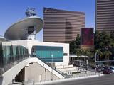 Fashion Show Mall and Encore Casino  Las Vegas  Nevada  United States of America  North America