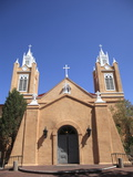 San Felipe De Neri Church  Old Town  Albuquerque  New Mexico