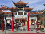 Central Plaza  Chinatown  Los Angeles  California  United States of America  North America