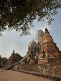 Wat Ratburana  Ayutthaya  UNESCO World Heritage Site  Ayutthaya Province  Thailand  Southeast Asia