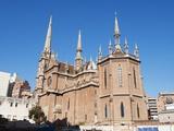 Iglesia De La Compana De Jesus  Cordoba  Argentina  South America