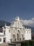 The Cathedral of San Jose  Antigua  UNESCO World Heritage Site  Guatemala  Central America