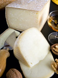 Pecorino Cheese  Tuscany  Italy  Europe
