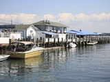 Harbor  Shelter Island Sound  Greenport  Long Island  North Fork  New York