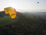 Paragliding in San Gil  Adventure Sports Capital of Colombia  San Gil  Colombia  South America