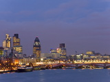 City of London Skyline  London  England  United Kingdom  Europe