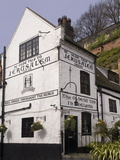 Trip to Jerusalem Inn  Claimed to Be the Oldest Inn in England  Nottingham