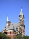 Jefferson Market Library   Greenwich Village  West Village  Manhattan  New York City