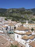 Grazalema  Ronda  Malaga Province  Andalucia  Spain  Europe