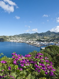 Kingstown Harbour  St Vincent  St Vincent and the Grenadines  Windward Islands