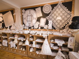 Irish Linen and Lace  Dingle  County Kerry  Munster  Republic of Ireland  Europe