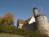 Castle Altenburg  Bamberg  Bavaria  Germany  Europe