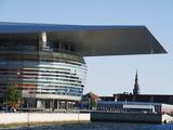Opera House  Designed By Henning Larsen  Copenhagen  Denmark  Scandinavia  Europe
