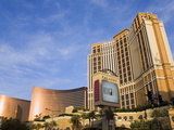 Palazzo  Encore and Wynn Casinos  Las Vegas  Nevada  United States of America  North America
