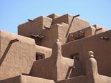 Inn at Loretto  Pueblo Architecture  Santa Fe  New Mexico  United States of America  North America